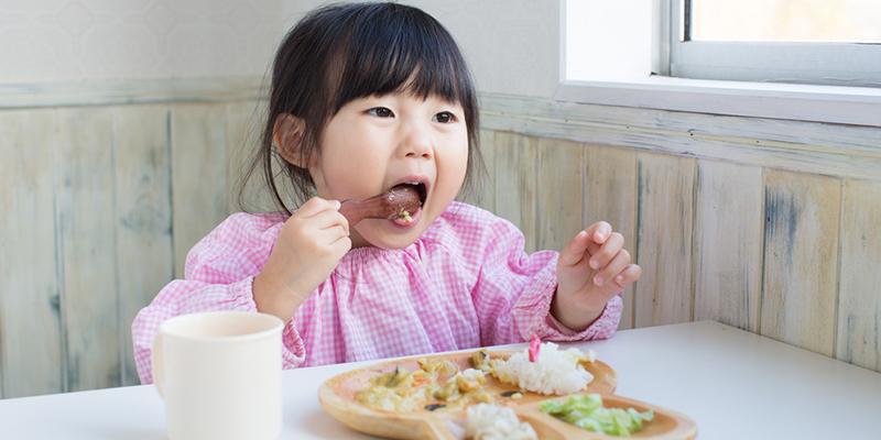 cara agar anak mudah makan