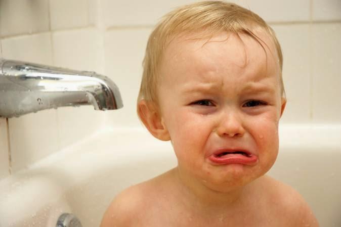 anak malas mandi