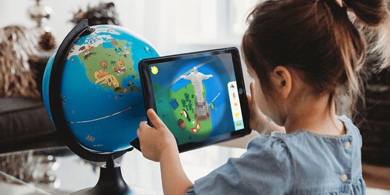 Kenalkan-Mereka-Pada-Peta-atua-Globe
